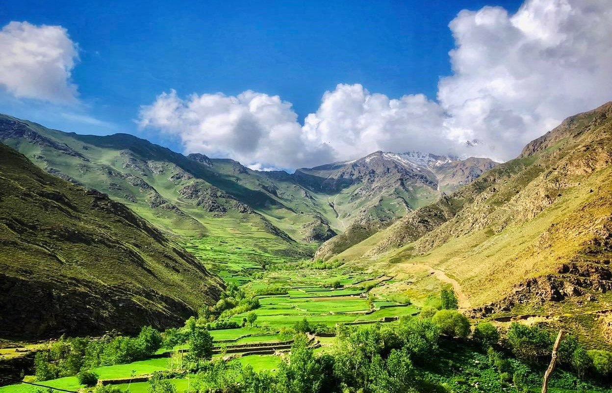 Mokho region, Warsaj District, Northern Takhar Province
