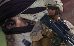 Taliban Didn't Shoot at US Forces in Afghanistan this Quarter
