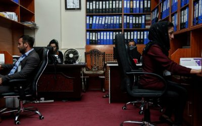 To Aim Higher, Afghanistan's Central Bank Bet on Upskilling Employees