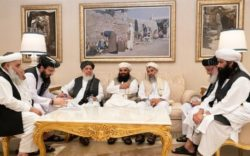طالبان: د خپل راتلونکي په هکله تصمیم نیول د افغانانو حق دی، د نظام تپلو هڅې تل ناکامې شوې
