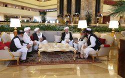 مذاکراتي ټیم کې تغیرات: «شیخ  عبدالحکیم» د طالبانو د مذاکراتي ټيم رییس ټاکل شوی