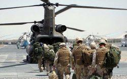 چرا امریکا نظامیانش را در افغانستان کاهش میدهد؟