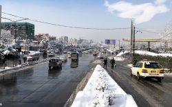 بامداد برفی کابل