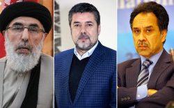 حکمتیار، مسعود و نبیل رسماً ثبت نام کردند