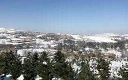 زمستان زیبای پغمان