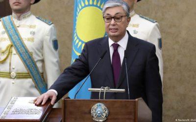 رئیسجمهور تازۀ قزاقستان: به روسیه عمیقاً نیاز داریم