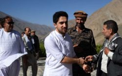 پسر احمدشاه مسعود وارد صحنه میشود