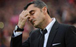 مربی بارسلونا پس از تساوی تیمش: از ضد حملههای حریف دچار مشکل شدیم