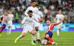رئال مادرید فاتح سوپر جام اسپانیا شد