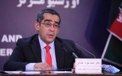 وزیر صحت عامه: نیازمندی شفاخانهها به آکسیجن مرفوع شد