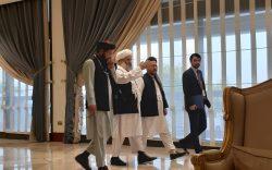 موقعیت حکومت و طالبان در نخستین نشست بینالافغانی