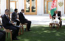 اشرفغنی: افغانستان و روسیه در مبارزه با تروریزم دیدگاه مشترک دارند