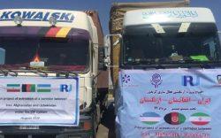 نخستین محموله تجاری ایران از راه افغانستان به اوزبیکستان صادر شد