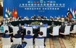 افغانستان و سازمان همکاری شانگهای