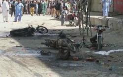انفجار بمب در پاکستان ۲۰ کشته و زخمی برجا گذاشت