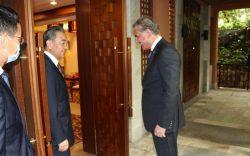 پنج پیشنهاد چین دربارۀ صلح افغانستان