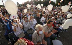 اتحادیه اروپا عاملان سرکوب معترضان بلاروس را تحریم میکند