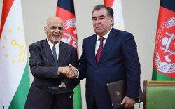 اشرفغنی به تاجیکستان میرود- امامعلی رحمن به کابل دعوت شد