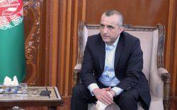 ترور ناکام امرالله صالح/ غنی: جمهوریت تضعیف نمیشود