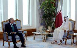 امیر قطر مذاکرات بینالافغانی را رویداد تاریخی و مهم خواند