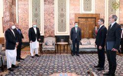 رییسجمهور غنی: روابط افغانستان با اتحادیه اروپا، معنادار، استراتیژیک و دوامدار است