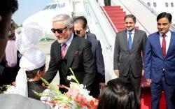 عبدالله در راه سفر به اسلامآباد: امیدواریم فصل تازۀ همکاری گشوده شود