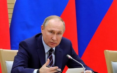 پوتین وضعیت افغانستان را متشنج خواند