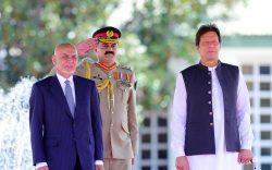 عبدالله به پاکستان میرود/ عمرانخان به کابل میآید