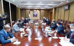 رأیزنی اتمر در دوشنبه/ تاجیکستان از صلح افغانستان حمایت میکند