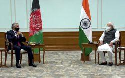 آیا هند از روند صلح افغانستان حمایت میکند؟