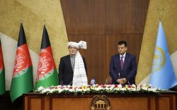 غنی در مجلس: طالبان به روایت کاذب فتح میجنگند