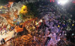 شمار قربانیان زلزله در ازمیر ترکیه به ۲۴ تن افزایش یافت