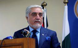 دکتر عبدالله: بایدن حامی روند صلح خواهد بود