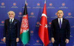 وزیر خارجۀ ترکیه: نقش فعالتری در افغانستان ایفا میکنیم