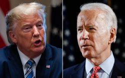 ادعای پیروزی زودهنگام دو اردوگاه انتخاباتی/ نگرانی از بحران قانون اساسی امریکا