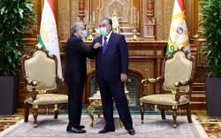 رییسجمهور تاجیکستان: از افراطگرایی و دهشتافگنی متضرر شدهایم