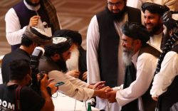 تعلیق مذاکرات صلح افغانستان تا تحلیف بایدن