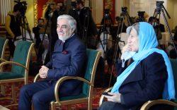 رییس شورای عالی مصالحه ملی: محل مذاکرات نباید مانع ادامۀ گفتوگوهای صلح شود