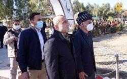 غنی از طالبان خواست در خرقۀ مبارک به مذاکره حاضر شوند