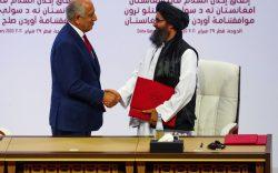 بازنگری در موافقتنامۀ صلح؛  دلهرۀ طالبان و خوشبینی کابل