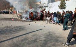کشتهشدن استاد پرحاشیۀ دانشگاه کابل