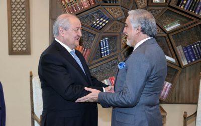 ازبکستان به بازیگر کلیدی مسایل افغانستان مبدل میشود