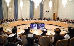 نشست مسکو دربارۀ صلح افغانستان برگزار شد