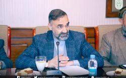 عطا محمدنور از گزینههای رهبری ادارۀ موقت نام برد
