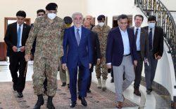 راهحل تخاصم و درگیری با پاکستان نیست