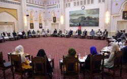 آجندای جلسه کمیته رهبری شورای مصالحه
