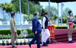 گفتوگوی پاکستان و تاجیکستان در حّول افغانستان