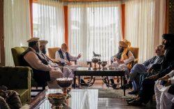 طالبان در پی تشکیل «نظام فراگیر اسلامی»/ شرکت قانونی، ربانی و خلیلی در نظام طالبان